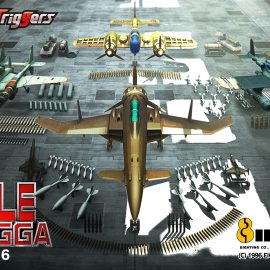 Battle Garegga REV.2016